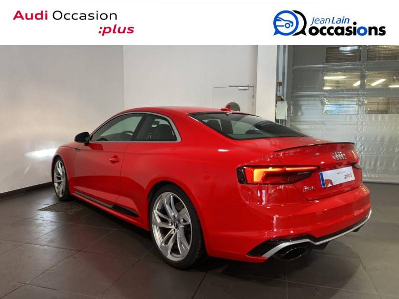 Audi RS5 RS5 Coupé V6 2.9 TFSi 450 Tiptronic 8 Quattro  2p Rouge occasion à Seynod - photo n°7
