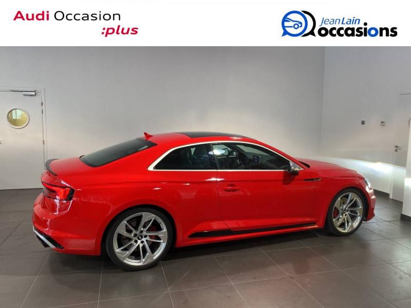 Audi RS5 RS5 Coupé V6 2.9 TFSi 450 Tiptronic 8 Quattro  2p Rouge occasion à Seynod - photo n°4