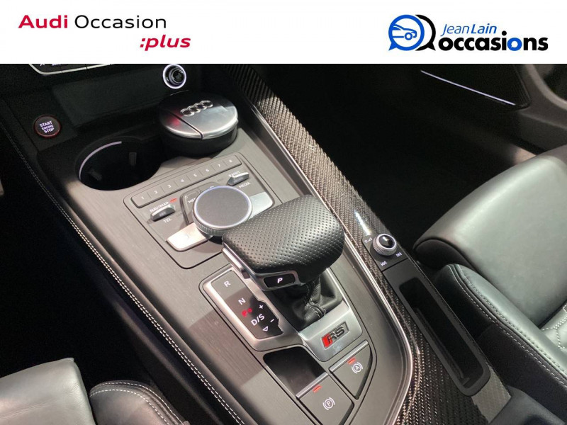 Audi RS5 RS5 Coupé V6 2.9 TFSi 450 Tiptronic 8 Quattro  2p Rouge occasion à Seynod - photo n°13