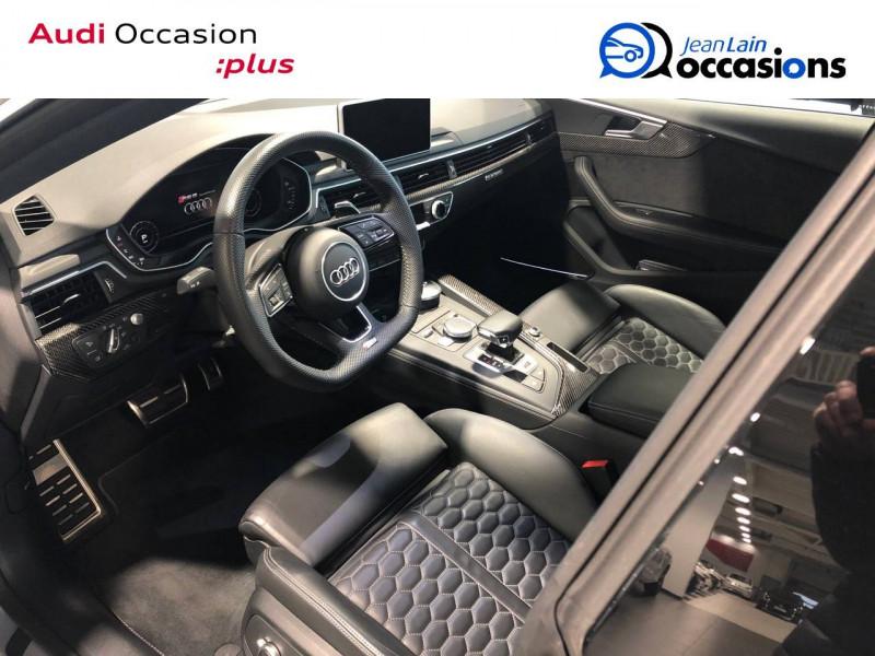Audi RS5 RS5 Sportback V6 2.9 TFSi 450 Tiptronic 8 Quattro  4p Gris occasion à Annemasse - photo n°11