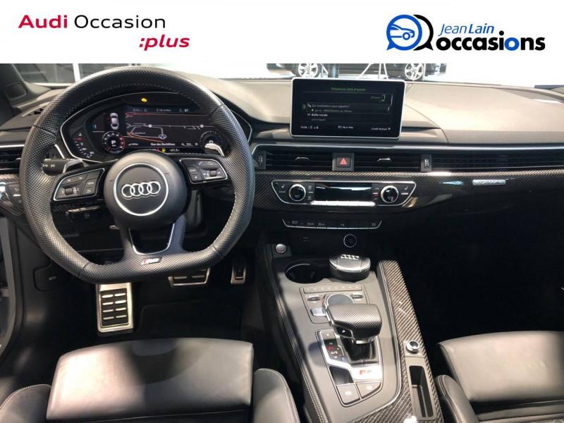 Audi RS5 RS5 Sportback V6 2.9 TFSi 450 Tiptronic 8 Quattro  4p Gris occasion à Annemasse - photo n°18