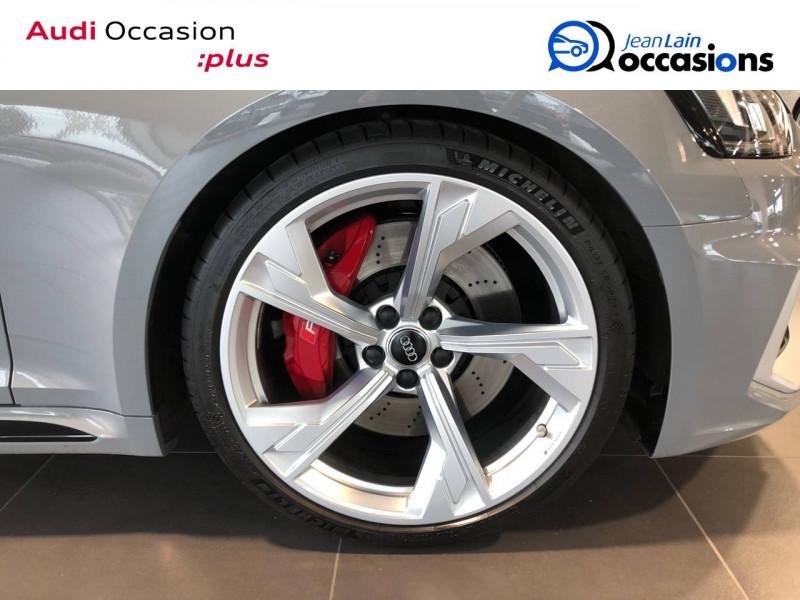 Audi RS5 RS5 Sportback V6 2.9 TFSi 450 Tiptronic 8 Quattro  4p Gris occasion à Annemasse - photo n°9