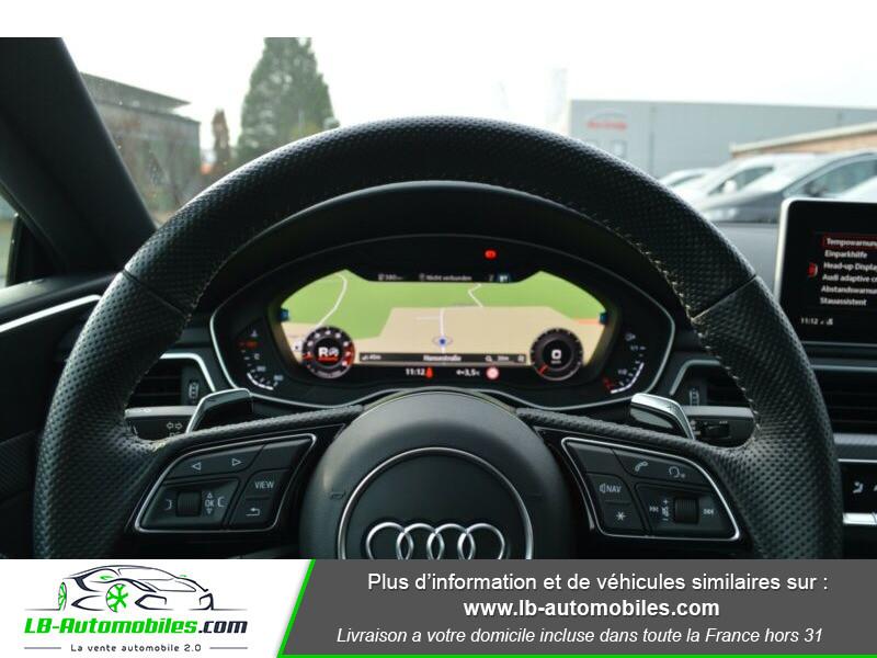 Audi RS5 V6 2.9 TFSi 450 Tiptronic 8 Quattro Gris occasion à Beaupuy - photo n°9