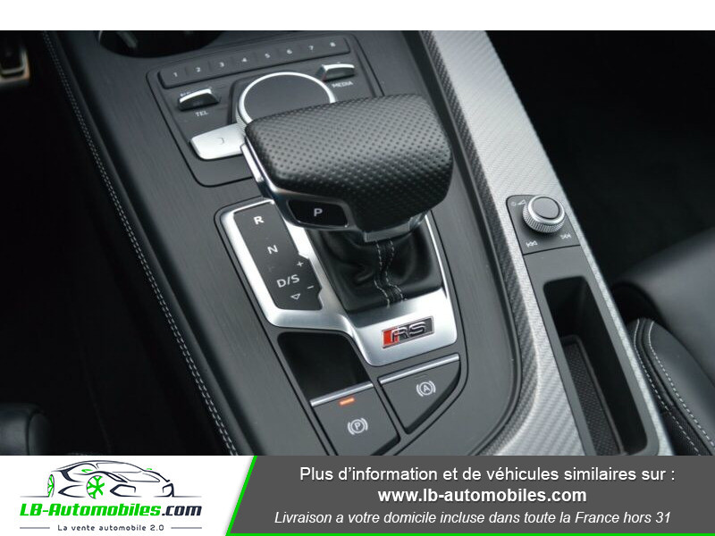 Audi RS5 V6 2.9 TFSi 450 Tiptronic 8 Quattro Gris occasion à Beaupuy - photo n°8