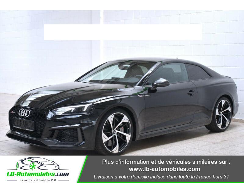 Audi RS5 V6 2.9 TFSi 450 Tiptronic 8 Quattro Noir occasion à Beaupuy