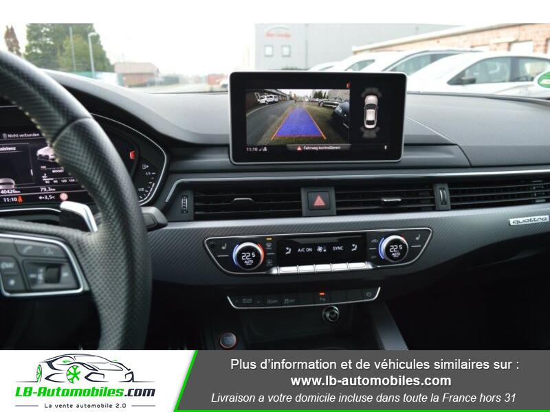 Audi RS5 V6 2.9 TFSi 450 Tiptronic 8 Quattro Gris occasion à Beaupuy - photo n°7