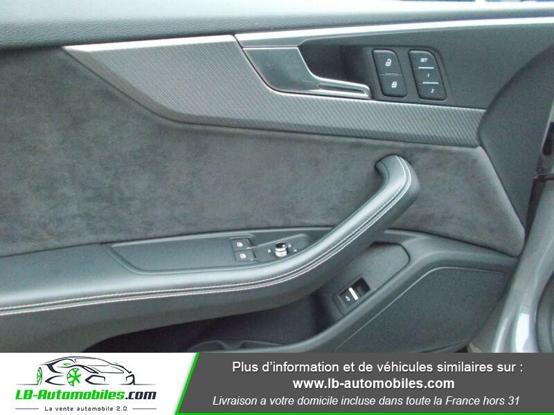 Audi RS5 V6 2.9 TFSi 450 Tiptronic 8 Quattro Gris occasion à Beaupuy - photo n°12