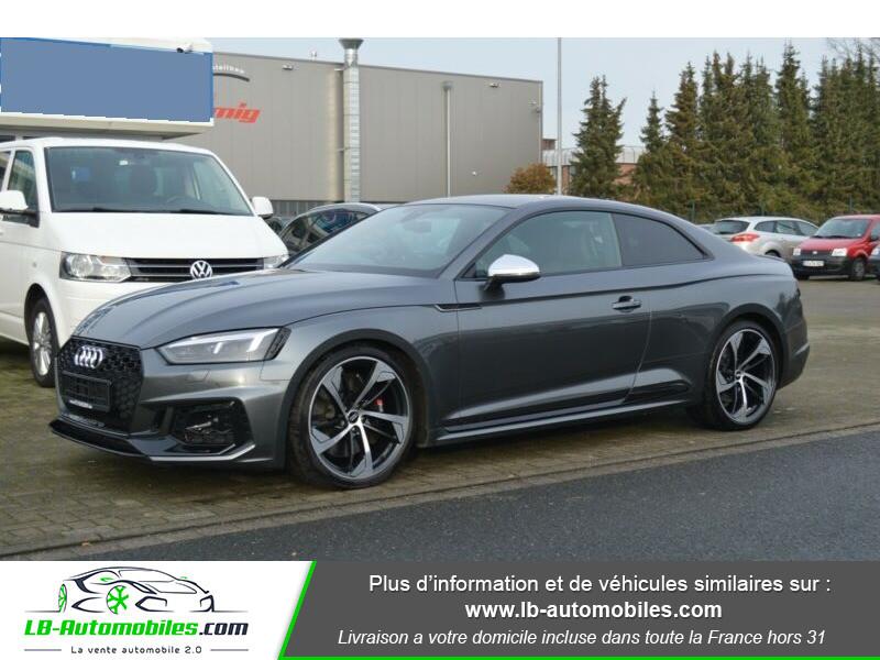 Audi RS5 V6 2.9 TFSi 450 Tiptronic 8 Quattro Gris occasion à Beaupuy