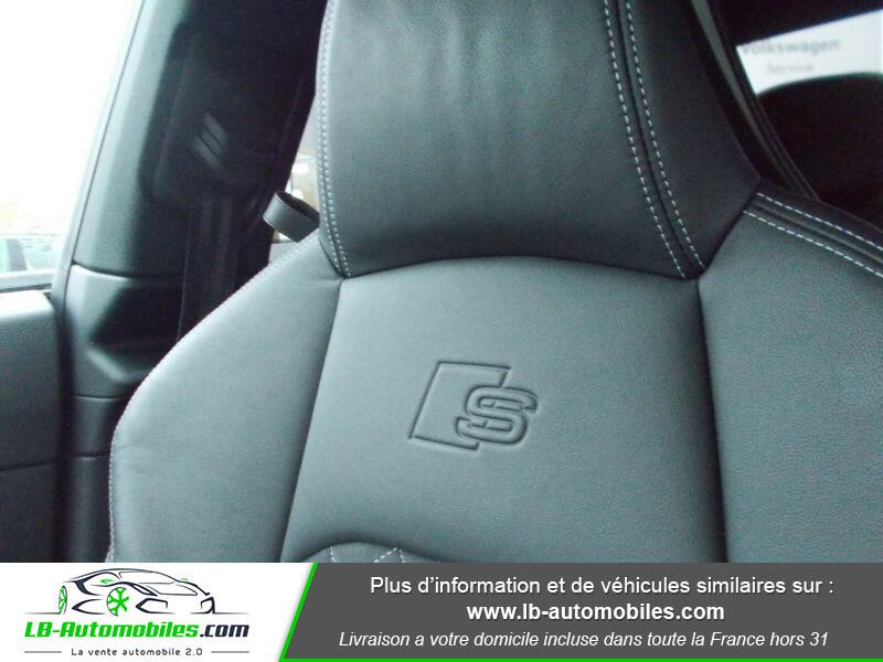 Audi RS5 V6 2.9 TFSi 450 Tiptronic 8 Quattro Gris occasion à Beaupuy - photo n°15