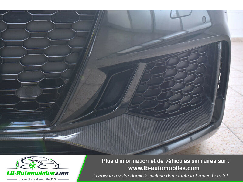 Audi RS5 V6 2.9 TFSi 450 Tiptronic 8 Quattro Noir occasion à Beaupuy - photo n°8