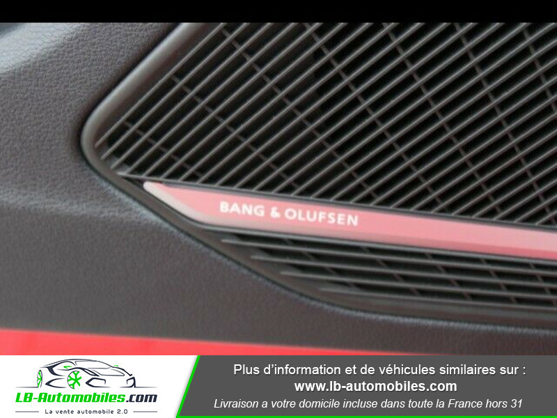Audi RS5 V6 2.9 TFSi 450 Tiptronic 8 Quattro Rouge occasion à Beaupuy - photo n°8