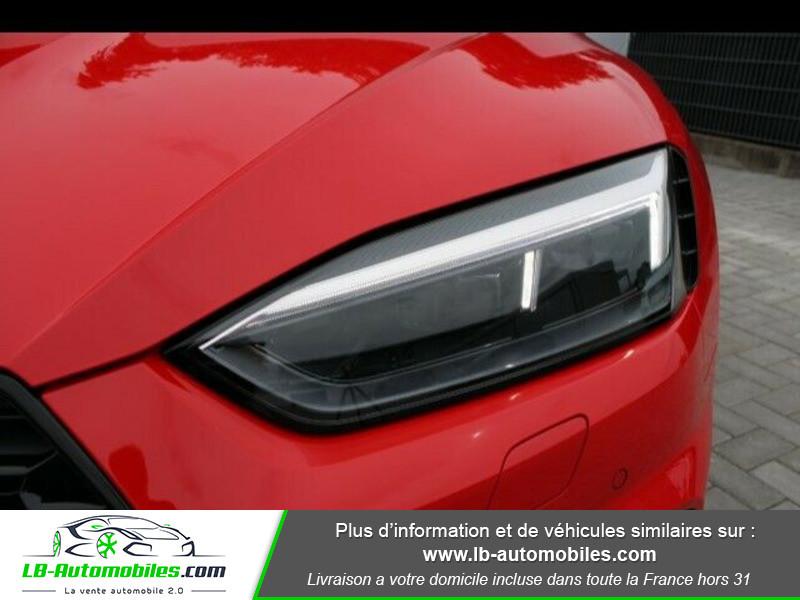 Audi RS5 V6 2.9 TFSi 450 Tiptronic 8 Quattro Rouge occasion à Beaupuy - photo n°10