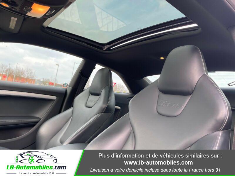 Audi RS5 V8 4.2 FSi 450 / Quattro S-Tronic 7 Blanc occasion à Beaupuy - photo n°7