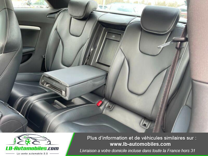 Audi RS5 V8 4.2 FSi 450 / Quattro S-Tronic 7 Blanc occasion à Beaupuy - photo n°5