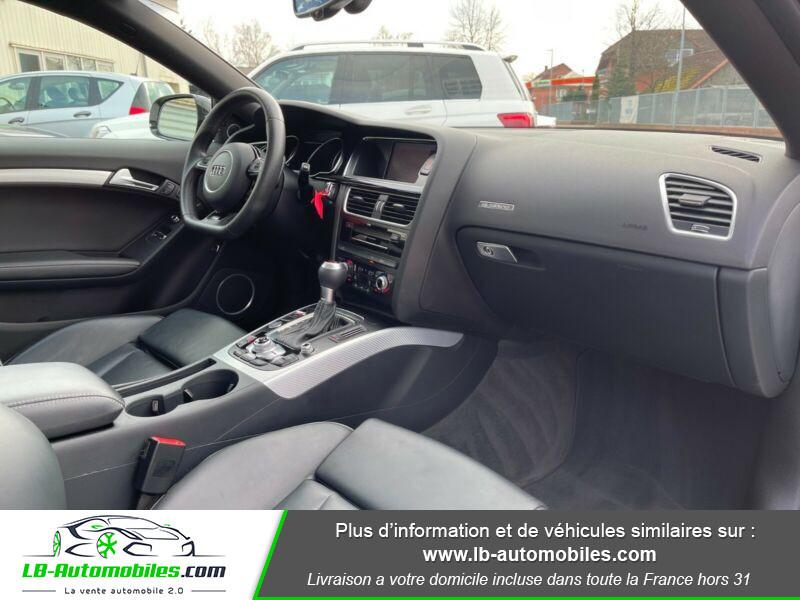 Audi RS5 V8 4.2 FSi 450 / Quattro S-Tronic 7 Blanc occasion à Beaupuy - photo n°2