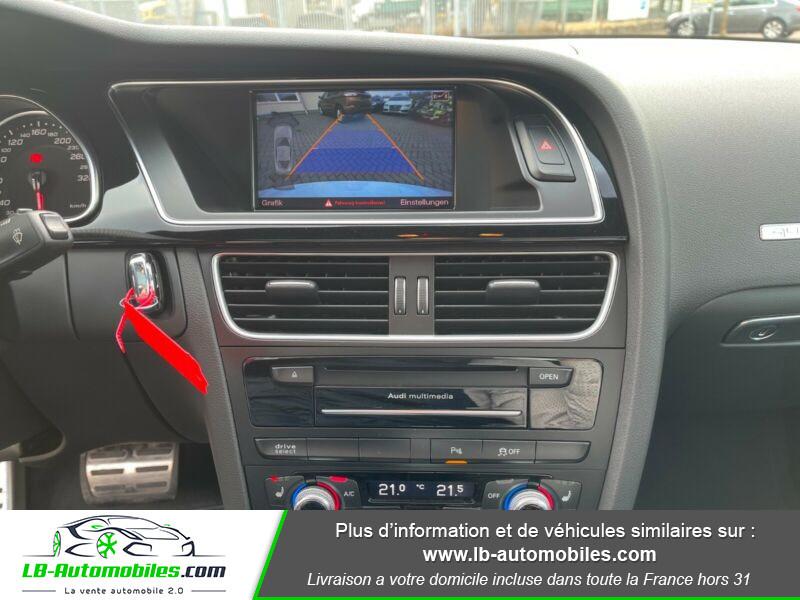 Audi RS5 V8 4.2 FSi 450 / Quattro S-Tronic 7 Blanc occasion à Beaupuy - photo n°9