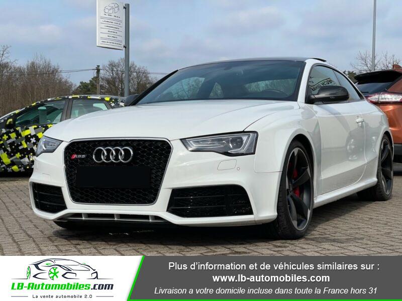 Audi RS5 V8 4.2 FSi 450 / Quattro S-Tronic 7 Blanc occasion à Beaupuy