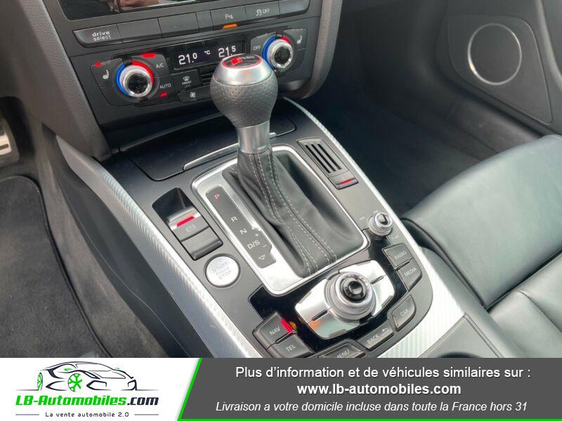 Audi RS5 V8 4.2 FSi 450 / Quattro S-Tronic 7 Blanc occasion à Beaupuy - photo n°11