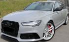 Audi RS6 Avant 4.0 V8 TFSI 605CH PERFORMANCE QUATTRO TIPTRONIC Gris à Villenave-d'Ornon 33