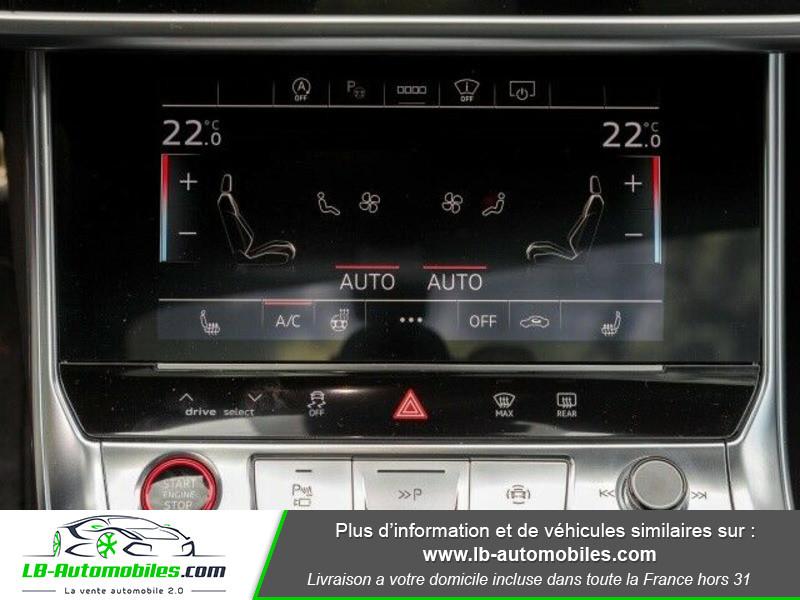 Audi RS6 Avant V8 4.0 TFSI 600 Tiptronic 8 Quattro Blanc occasion à Beaupuy - photo n°8