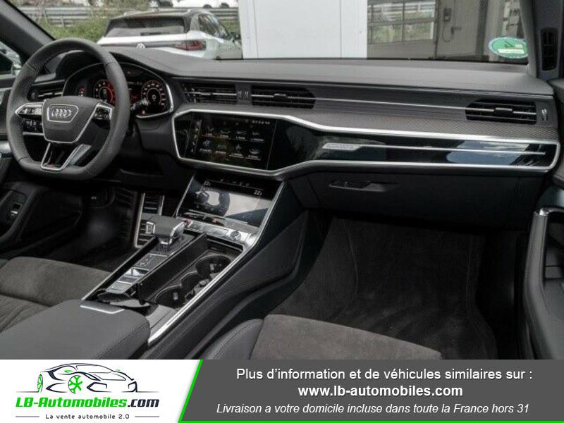Audi RS6 Avant V8 4.0 TFSI 600 Tiptronic 8 Quattro Blanc occasion à Beaupuy - photo n°2