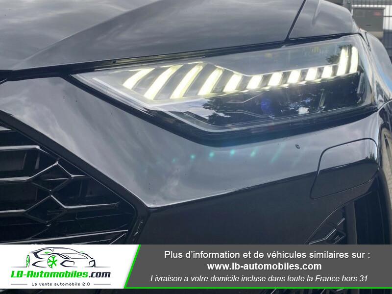 Audi RS6 Avant V8 4.0 TFSI 600 Tiptronic 8 Quattro Noir occasion à Beaupuy - photo n°13