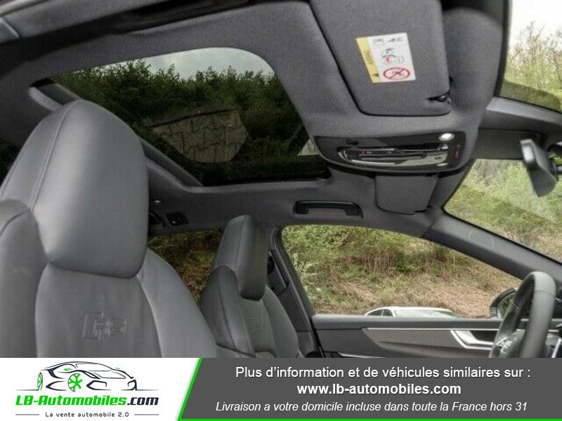 Audi RS6 Avant V8 4.0 TFSI 600 Tiptronic 8 Quattro Blanc occasion à Beaupuy - photo n°7