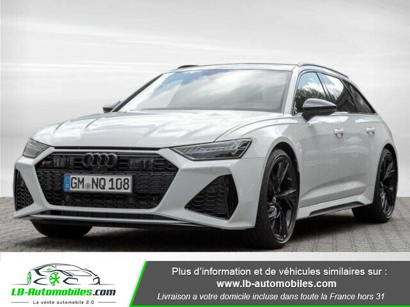 Audi RS6 Avant V8 4.0 TFSI 600 Tiptronic 8 Quattro Blanc occasion à Beaupuy