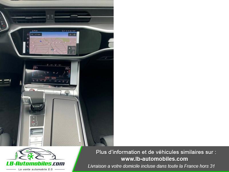 Audi RS6 Avant V8 4.0 TFSI 600 Tiptronic 8 Quattro Noir occasion à Beaupuy - photo n°7