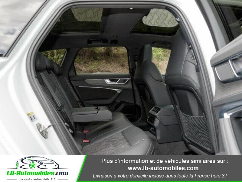 Audi RS6 Avant V8 4.0 TFSI 600 Tiptronic 8 Quattro Blanc occasion à Beaupuy - photo n°11