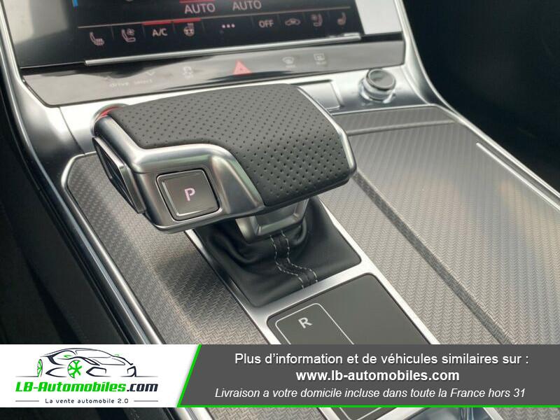 Audi RS6 Avant V8 4.0 TFSI 600 Tiptronic 8 Quattro Noir occasion à Beaupuy - photo n°6