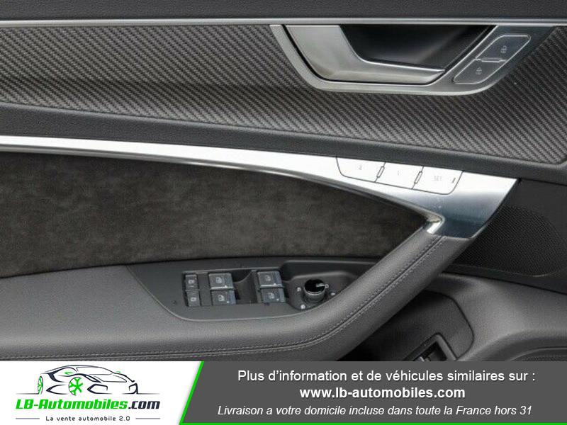 Audi RS6 Avant V8 4.0 TFSI 600 Tiptronic 8 Quattro Blanc occasion à Beaupuy - photo n°4