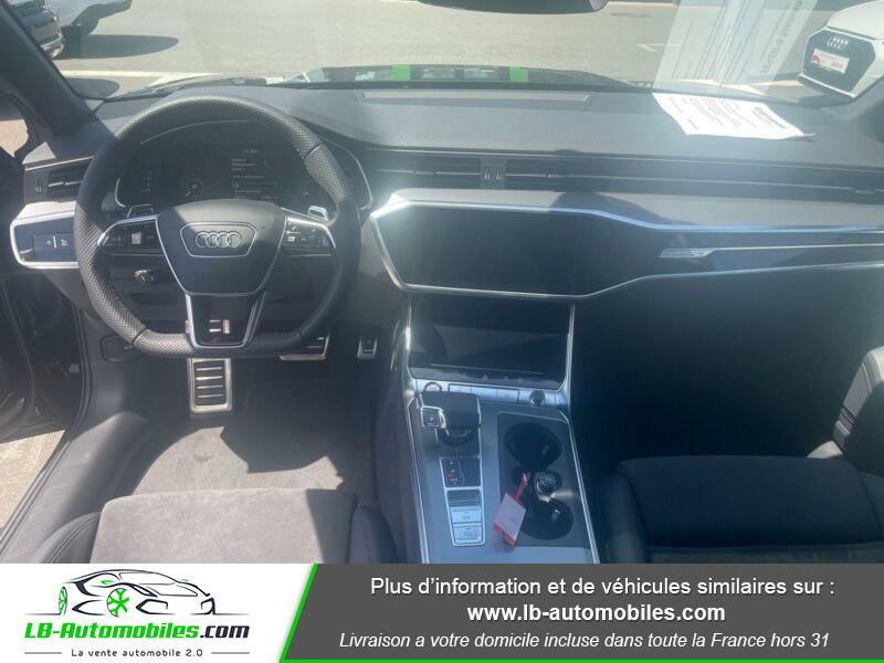 Audi RS6 Avant V8 4.0 TFSI 600 Tiptronic 8 Quattro Noir occasion à Beaupuy - photo n°2