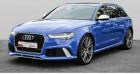 Audi RS6 4.0 TFSI Bleu à Eschentzwiller 68