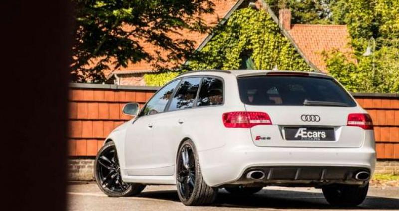 Audi RS6 5.0-V10 - QUATTRO - TIPTRONIC - SUZUKA GREY Gris occasion à IZEGEM - photo n°2