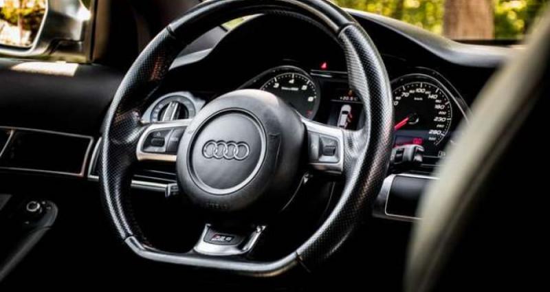 Audi RS6 5.0-V10 - QUATTRO - TIPTRONIC - SUZUKA GREY Gris occasion à IZEGEM - photo n°7
