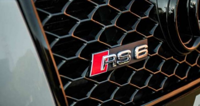 Audi RS6 5.0-V10 - QUATTRO - TIPTRONIC - SUZUKA GREY Gris occasion à IZEGEM - photo n°6