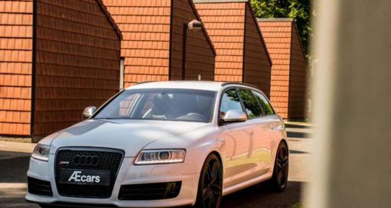 Audi RS6 5.0-V10 - QUATTRO - TIPTRONIC - SUZUKA GREY Gris occasion à IZEGEM - photo n°3