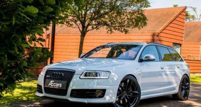 Audi RS6 5.0-V10 - QUATTRO - TIPTRONIC - SUZUKA GREY Gris occasion à IZEGEM