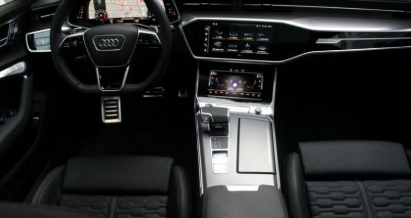 Audi RS6 Avant 4.0 TDI Noir occasion à Montévrain - photo n°5