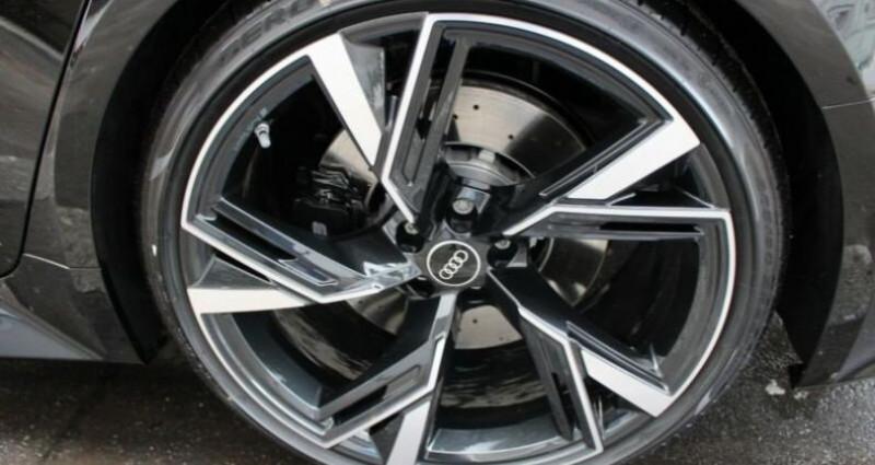 Audi RS6 Avant 4.0 TDI Noir occasion à Montévrain - photo n°4