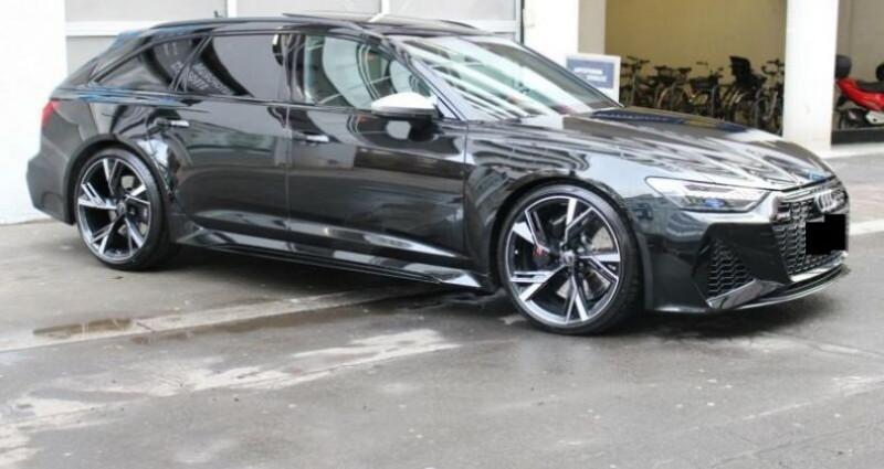 Audi RS6 Avant 4.0 TDI Noir occasion à Montévrain