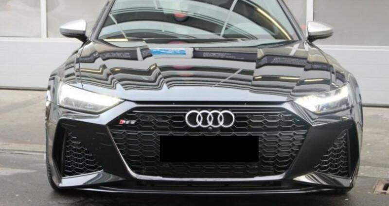 Audi RS6 Avant 4.0 TDI Noir occasion à Montévrain - photo n°3