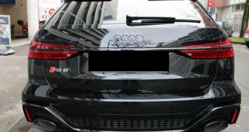 Audi RS6 Avant 4.0 TDI Noir occasion à Montévrain - photo n°2