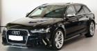 Audi RS6 Avant 4.0 V8 TFSI 560ch quattro Tiptronic Noir à Boulogne-Billancourt 92