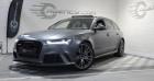 Audi RS6 Avant 605ch performance exclusive Gris à COIGNIERES 78