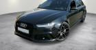 Audi RS6 Avant IV 4.0 V8 TFSI 605ch performance Noir à Boulogne-Billancourt 92