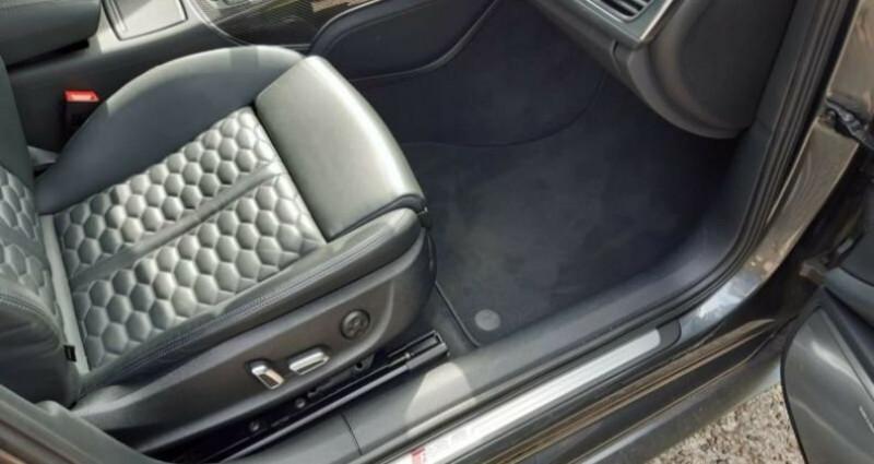 Audi RS6 Avant V8 TFSI 560ch quattro Tiptronic Gris occasion à Boulogne-Billancourt - photo n°7