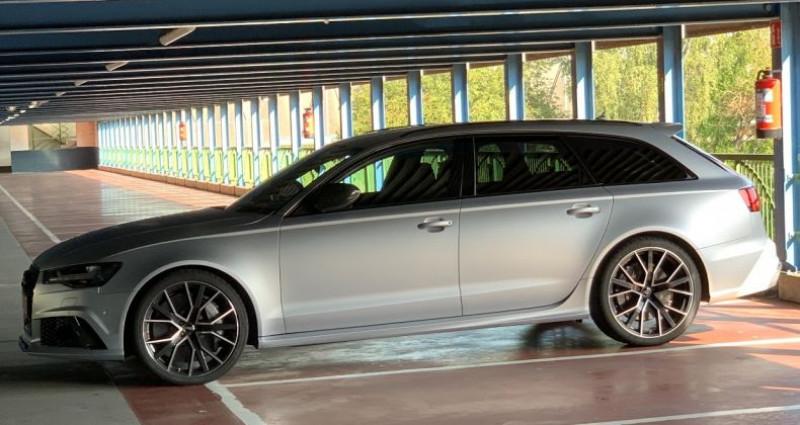 Audi RS6 ProLine Gris occasion à Perwez