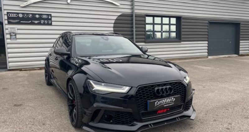 Audi RS6 RS6-R + ABT 740CH 1/50 Noir occasion à DIJON